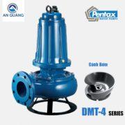 Máy bơm nước thải pentax DMT 400-4