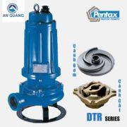 Máy bơm nước thải pentax DTRT 750