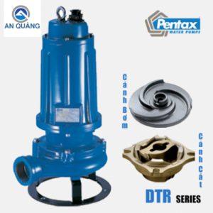Máy bơm nước thải pentax DTRT 300