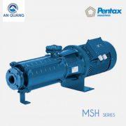 Máy bơm trục ngang đa tầng cánh Pentax MSHC