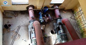 Lắp đặt máy bơm nước An Quảng