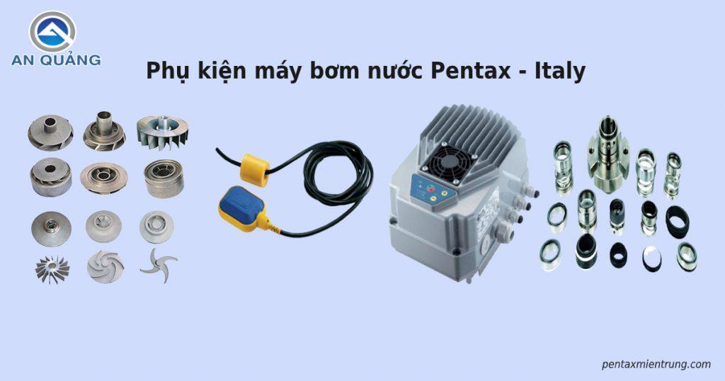 Phụ kiện máy bơm nước Pentax Italy